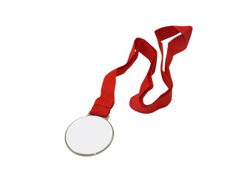 Sublimation Silver Medal - BestSub - Sublimation Blanks,Sublimation