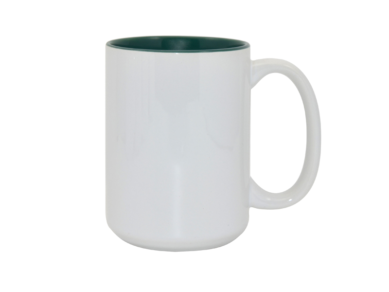 15oz Two Tone Mugs Bestsub Sublimation Blanks