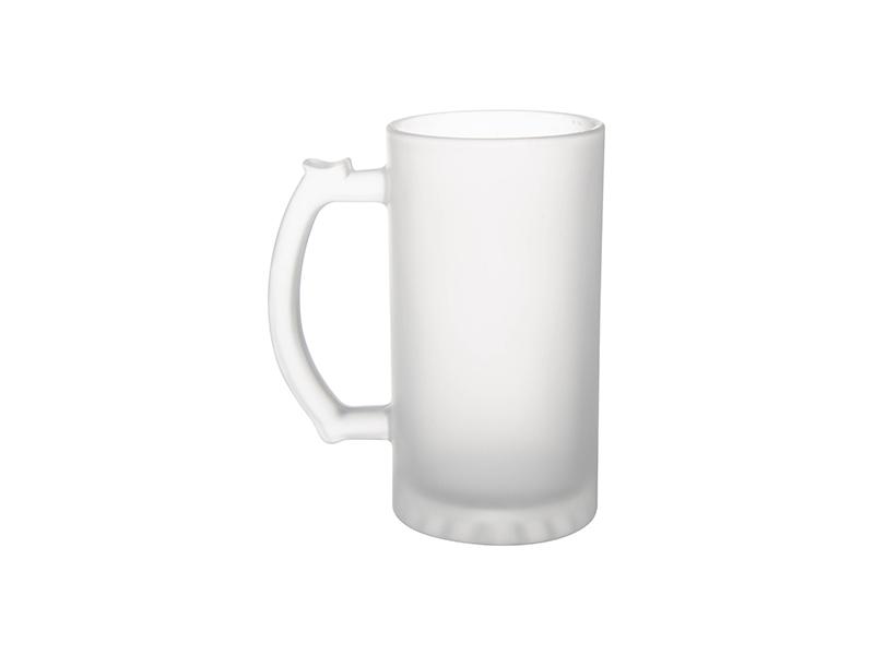 16oz Glass Beer Mug Bestsub Sublimation Blanks