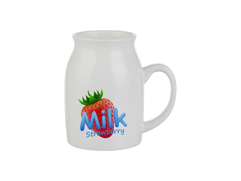 Sublimation Milk Mug 300ml Bestsub Sublimation