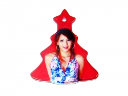 "4"" Christmas Tree Ornament"