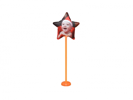 18cm Photo Balloon (Star)