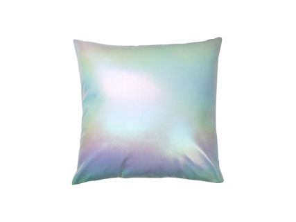 Gradient Pillow Cover (Light Blue, 40*40cm)