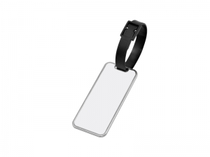 Metal Luggage Tag(3.5*8cm)
