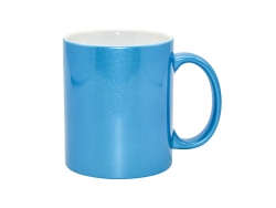 11oz Sparkling Mug(Lake Blue)