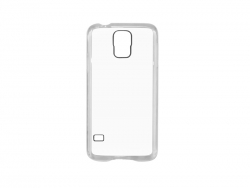 Samsung Galaxy S5 Cover(Plastic, Clear)