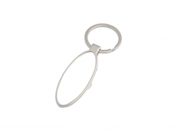 Bottle Opener Key Chain(Oval)