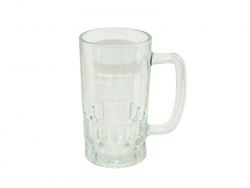 20oz Glass Beer Mug