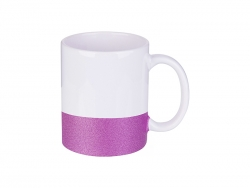 Caneca Base Colorida 11oz/330ml (Roxo)