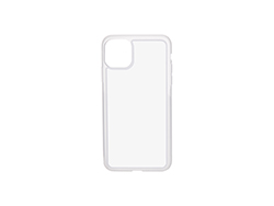 Capa Iphone 11 Pro Max   (Borracha, Transparente)