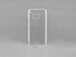3D HTC M9 Cover(Coated, Clear Glossy)