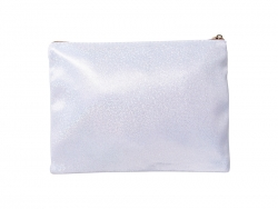 White Glitter Pencil/Makeup Case(16.5*23cm)