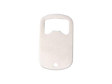 Stainless Steel Bottle Opener (3*5cm)