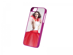 Plastic iPhone 5/5S/SE Cover