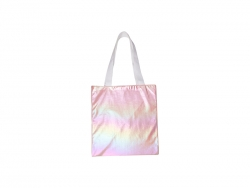 Gradient Shopping Bag (Pink,34*36cm)