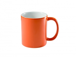 11oz Changing Color Mugs(Orange)