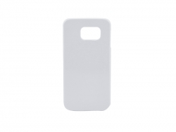 3D Samsung Galaxy S6 Cover(Coated, White Glossy)