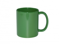 11oz Full Color Mug(Glossy, Green)