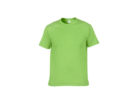 Cotton T-Shirt-Light green