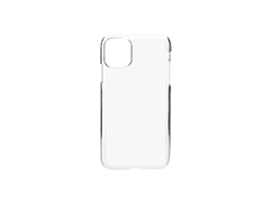 Capa Iphone 11   (Plástico, Transparente)