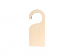 Sublimation Plywood Door Hanger (10*23cm)