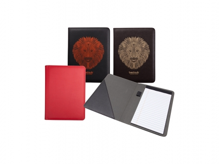 Engraving Leather Folder (17*23cm)