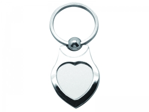 Heart Shaped Key Ring YA71