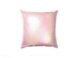 Gradient Pillow Cover (Pink, 40*40cm)