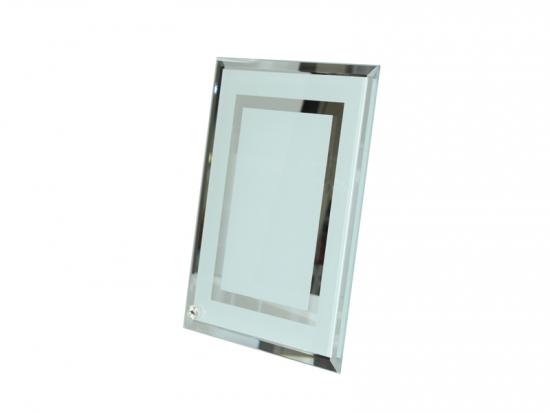 Marco Cristal 04 con borde de espejo - Best Sublimation Expert ...