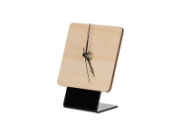 Plywood Desktop Clock(10cm)