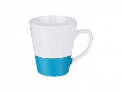 Caneca Base Colorida 12oz (Azul)