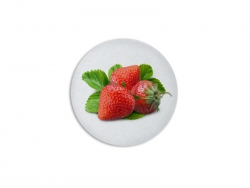Sublimation Fridge Magnet-Round (Φ9.5cm)
