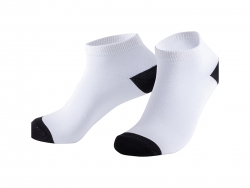 Men Sublimation Blank Ankle Socks