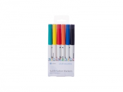 Craft Express Joy Sublimation Markers (6 Colors)