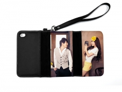 iPhone 4/4S Foldable Case with Strap