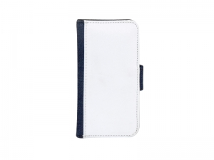 iPhone 5/5S/SE Jean Wallet Case