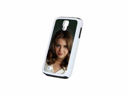 Rubber 2 in 1 Samsung Galaxy S4 Cover
