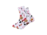 35cm Sublimation Stocking (Female, Full White)