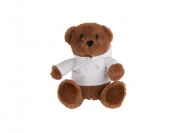 20cm Teddy Bear (Dark Brown)