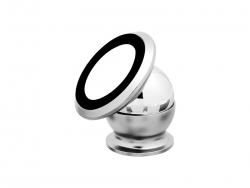 Car Mount Phone Holder(Silver)
