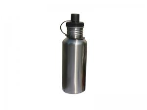 600ml Stainless Steel Water Bottle