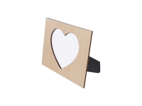 Plywood Heart Frame (25*19cm)