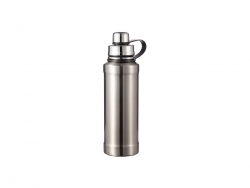 28OZ/850ml Sublimation Stainless Steel Bottle (Silver)