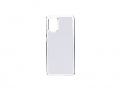 Samsung S20+ Cover (Plastic, Clear)