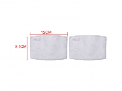 Replaceable Filter for Face Mask (2pcs/Pack)