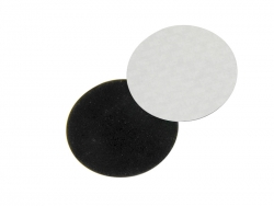 Flannelette Mat for Coaster (Round)