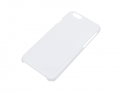 UV Printing Plástico iPhone 6 Cover (Blanco)
