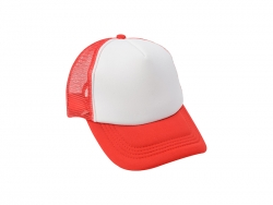 Sublimation Cap(Red)