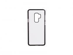 Samsung Galaxy S9 Plus Cover (Plastic, Black)