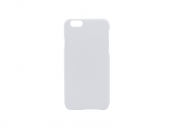 Capa 3D iPhone 6 Cover (Lista para sublimar, Mate, Branco)
